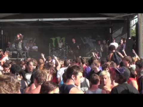 For Today / Seraphim / Saul Of Tarsus / Under God / Live HD MultiCam at Warped 2012