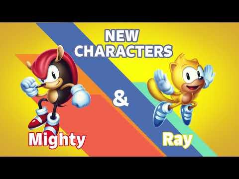 Sonic Mania Plus - Video