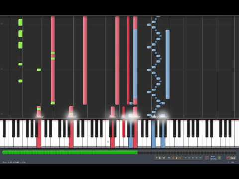 "*HD* Piano Tutorial - How to play ""Take on Me"" by Aha"