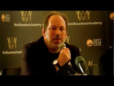World Soundtrack Awards 2011: Press Conference (Hans Zimmer)