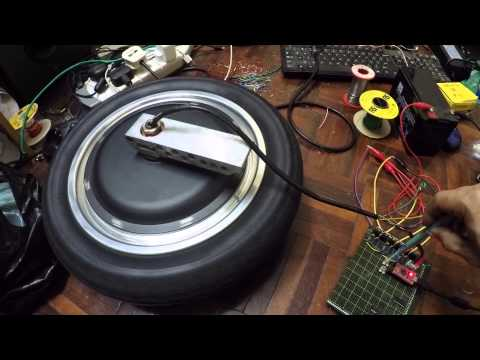 Brushless DC BLDC motor with Arduino Part 3 The