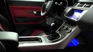Range Rover Evoque Coupè
