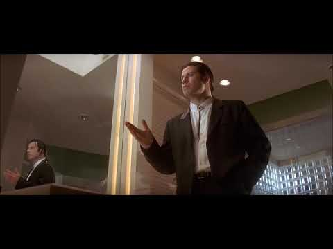 Mia Wallace | Pulp Fiction - Girl, You'll Be A Woman - Urge Overkill