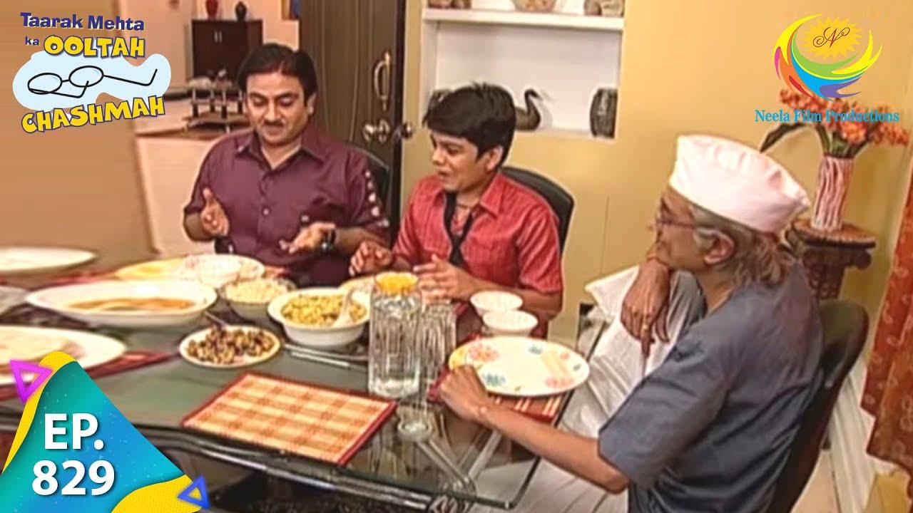 Taarak Mehta Ka Ooltah Chashmah - Episode 829 - Full Episode