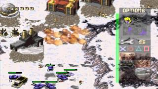 Command & Conquer: Red Alert: Retaliation Hard - Soviets - Skirmish Map 51 & Other Maps