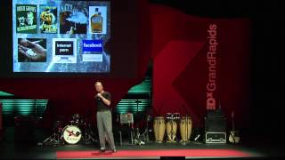 Why we struggle now: Michael Dowd at TEDxGrandRapids