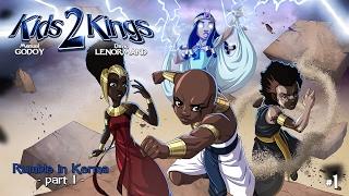 Black Sands: Rumble in Kerma Pt. 1