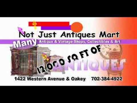 Not Just Antiques Mart in Las Vegas