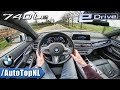 2018 BMW 7 Series 740Le xDrive POV Test Drive by AutoTopNL