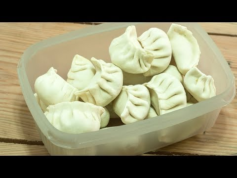 How To Store Momos For 3 To 4 Weeks | Momo Storing Kitchen Tip