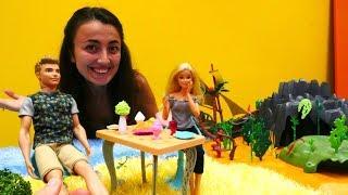 Barbie ve Sevcan Ken'i bulmak için ipuçları arıyor