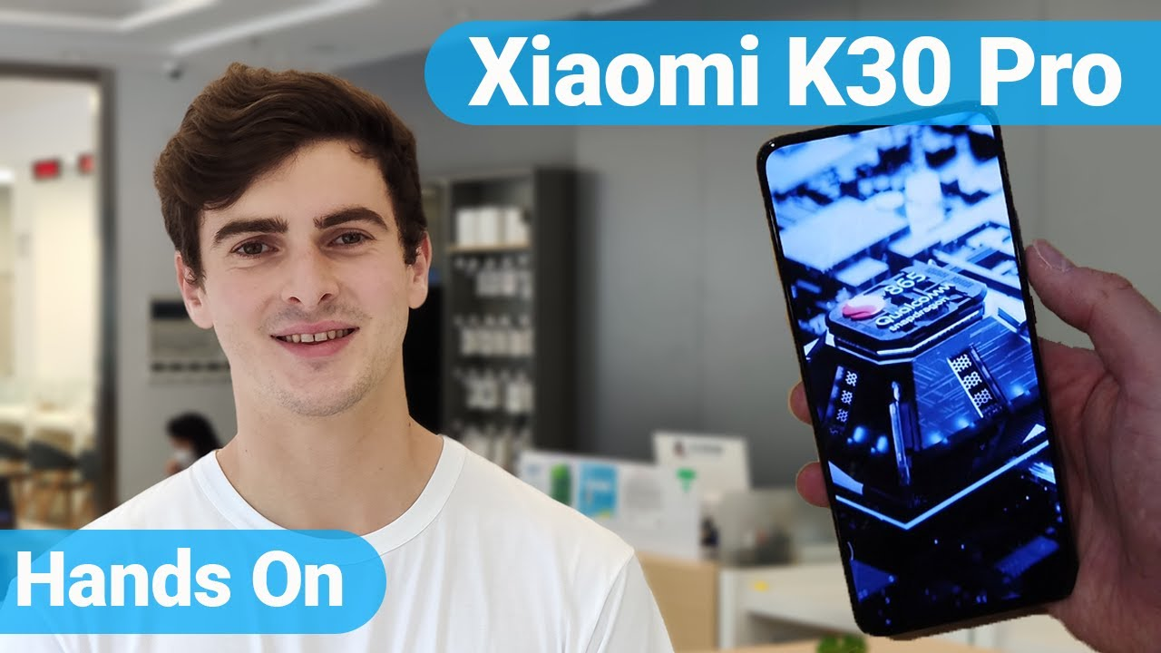 Redmi K30 Pro Zoom // Hands On & First Impressions