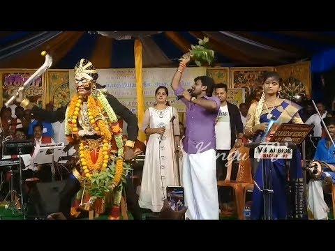senthil-karuppasamy-song-|-senthil-rajalakshmi-songs-|-nattupura-padalgal-|-kongu-tv