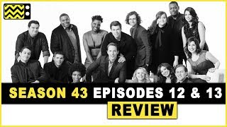 connectYoutube - Saturday Night Live Season 43 Episodes 12 & 13 Review & Reaction | AfterBuzz TV