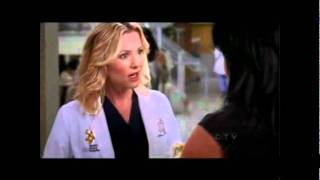 Callie Torres and Arizona Robbins - Am I your girlfriend?