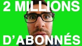 Cyprien - 2 millions d'abonnés !