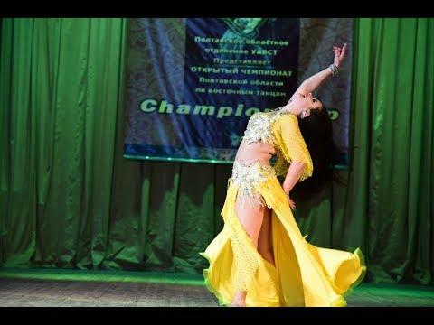 Tamila Bahira Kolodiy Dance At Gala Show Championship 2019