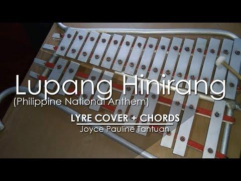 Lupang Hinirang(Philippine National Anthem) - Lyre Cover
