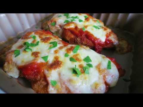 recette-208-:-poulet-croustillant-au-parmesan-&-à-la-mozzarella-!-facile-!