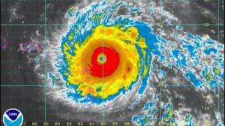 Hurricane Irma Discussion - 7 PM ET Sept 7th
