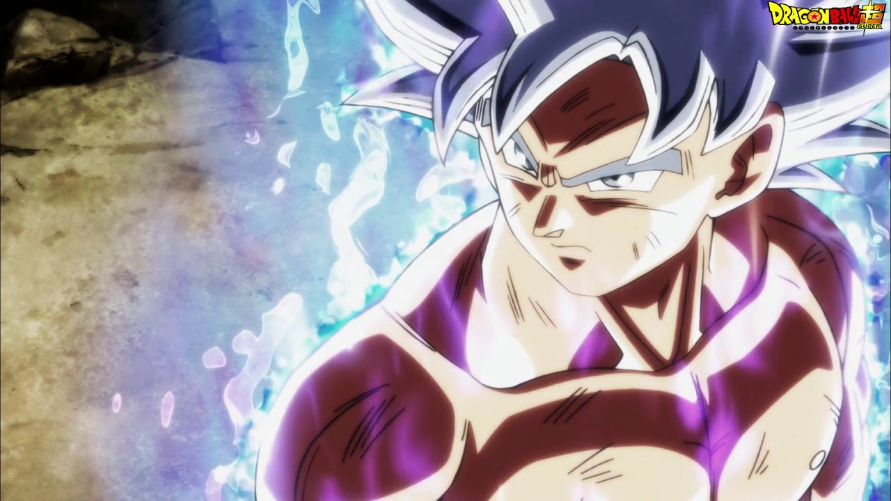 #12 Live wallpaper - Goku ultra instinct mastered (PC wallpaper) - YouTube
