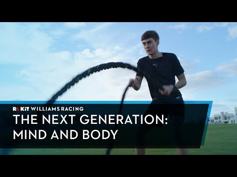 The Next Generation: Mind & Body with F1 Driver George Russell