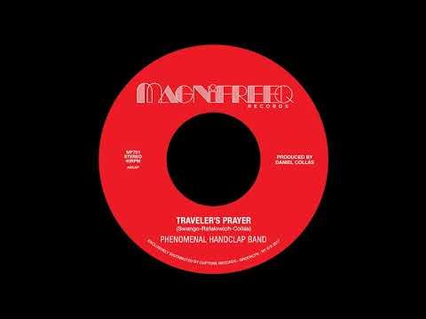 Phenomenal Handclap Band - Traveler's Prayer (Official Audio)