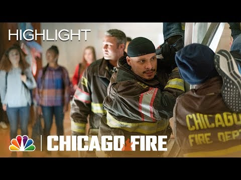 Art Museum Rescue - Chicago Fire (Episode Highlight)