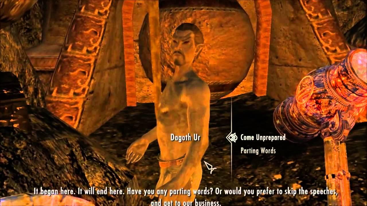 Skywind - Lets Play Part 43 Assault on Dagoth Ur by letsplaymoddedgames