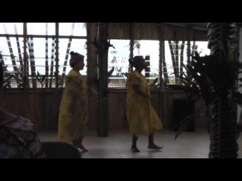 CETC 2012 Vanuatu Dance