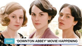 'Downton Abbey' Movie Happening
