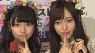 2017年01月21日AKB48グループリクエストアワ2017舞台裏の配信より.