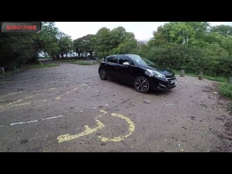 2019 Peugeot 208 Pure 1.2 POV Review Test Drive Acceleration 0-60 By ORC