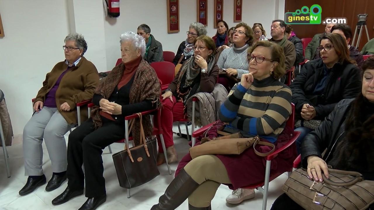 El programa 'Gines con Murillo' arranca con una interesante conferencia sobre la obra del pintor