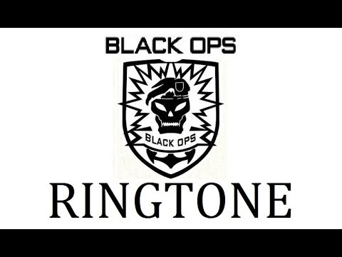 Call of Duty Black Ops Ringtone + Download Link