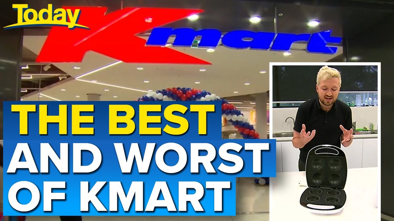 The best and worst of Kmart | Today Show Australia