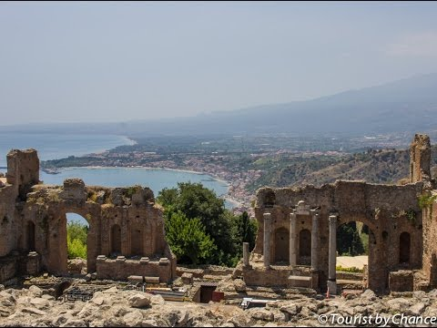 Taormina Sicily by Tourist by Chance