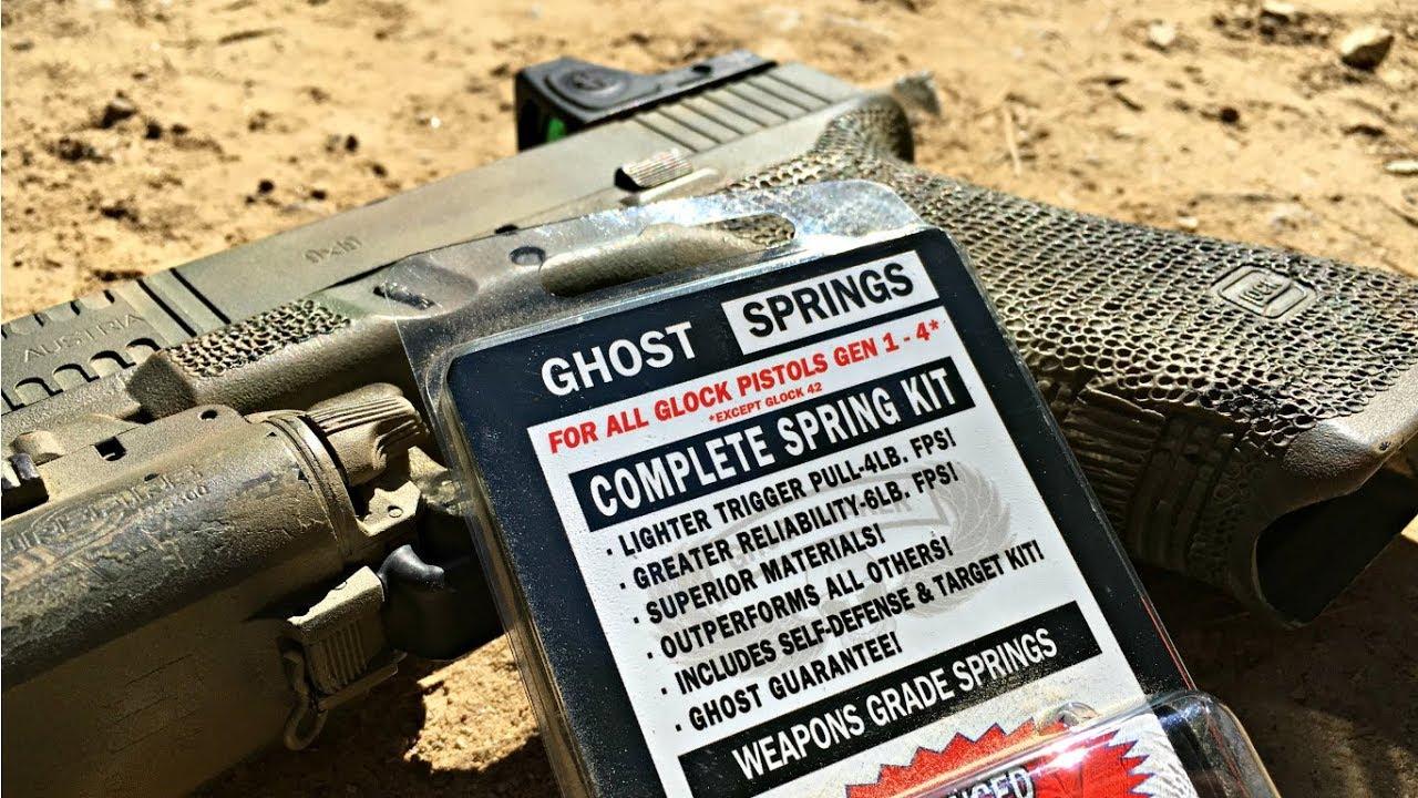 Ghost Inc Trigger Kit Installation