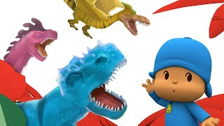 🦕 POCOYO in ENGLISH - Special 2020: Dinosaurs | Full Episodes | VIDEOS and CARTOONS for KIDS