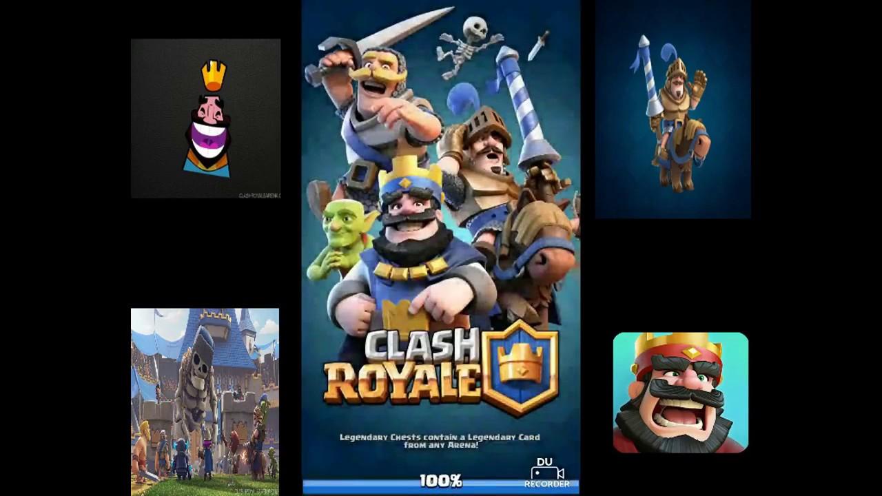 Clash Royale BEST level 7 SPAM Deck!! Level 7 beats level ...