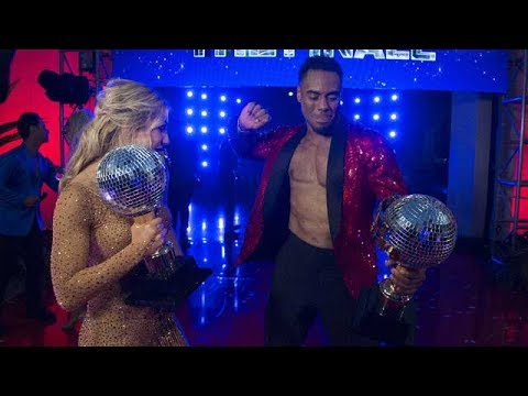 'Dancing With the Stars' finale recap: Rashad Jennings wins it all