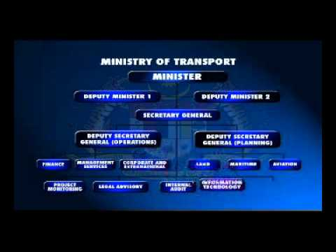 Corporate Video Ministry of Transport Malaysia