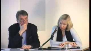 Solidarité en Europe mythe ou réalité? - Présentation de session