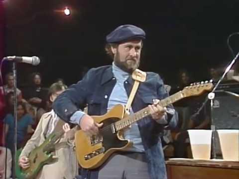 ROY BUCHANAN - ROY'S BLUZ(LIVE 1976)