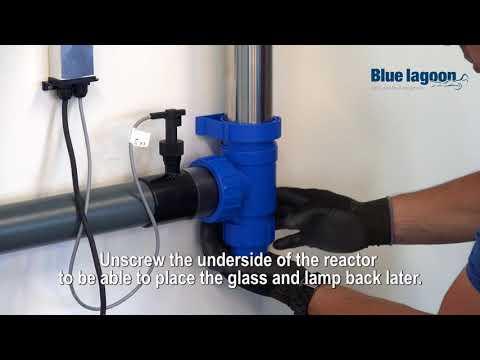 How to clean a quartz glass