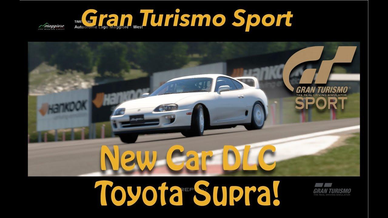 Dlc Gran Turismo Sport : gran turismo sport new dlc car 1997 toyota supra rz buy drive watch youtube ~ Medecine-chirurgie-esthetiques.com Avis de Voitures