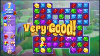 Wonka's World of Candy Level 118 - NO BOOSTERS + FULL STORY ???? | SKILLGAMING ✔️