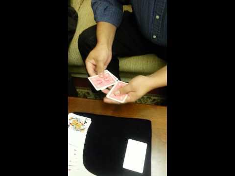 Roy Rocha - Card Magic