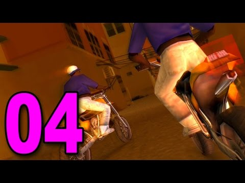 Grand Theft Auto: Vice City - Part 4 - The Bike Chase!