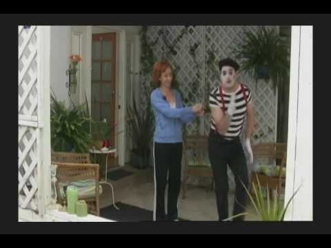 Loren Lester is a Mime?!